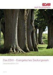 Bitte klicken Sie hier um den Geschäftsbericht 2011 - ESW Bayern