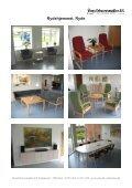 Referencer - plejecentre - Vines Erhvervsmøbler - Page 7