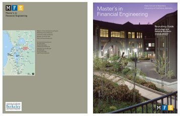 Master's in Financial Engineering - Master of Financial Engineering ...