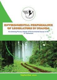 Uganda's environment And Natural Resources - Uganda Wildlife ...