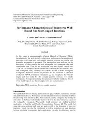 Performance Characteristics of Transverse Wall Round End Slot ...