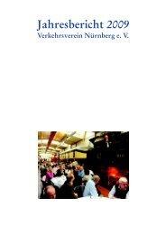 Jahresbericht 2009 - Congress- und Tourismus-Zentrale Nürnberg ...