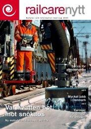 Railcare news 2004 (SWE)