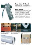 Tag embossing press - Weland Ltd - Page 4
