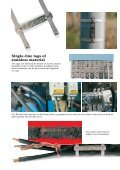 Tag embossing press - Weland Ltd - Page 5