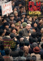 """In Berlin"" ""Lippels Traum"" ""Mammoth"" - FilmFernsehFonds Bayern"