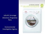 Presentación del Informe - Forest Legality Alliance
