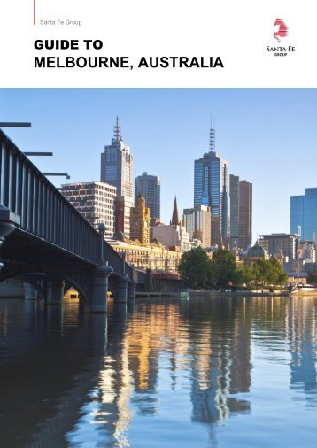 download your FREE 30-Page Guide to Melbourne - Wridgways