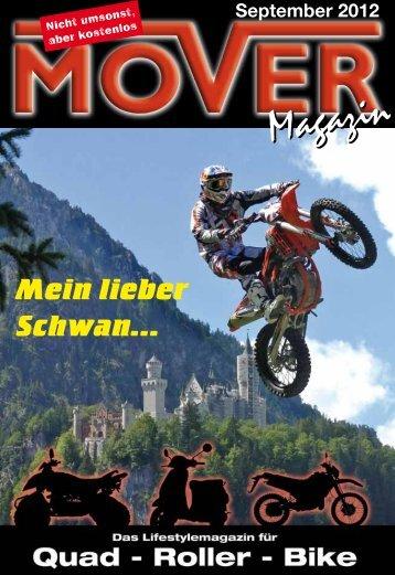 Gentlemen: Start your Games! - Mover Magazin