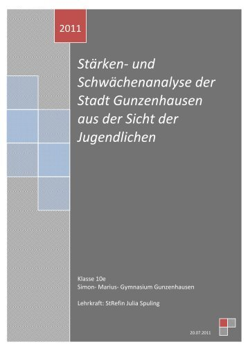 0 20 40 60 80 100 - Gunzenhausen