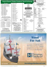 Wood For Sail - Miller Publishing Corporation