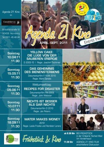 Frühstück & Kino ab 9:30 Uhr Bio-Frühstück - BluePingu.de