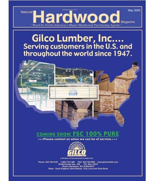 Gilco Lumber, Inc.... - Miller Publishing Corporation