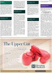 The Upper Cut - Miller Publishing Corporation