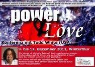 Download Flyer Power & Love Konferenz - Life Share Network