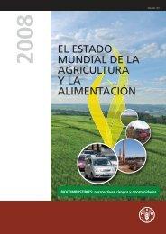 EL ESTADO MUNDIAL DE LA AGRICULTURA Y LA ALIMENTACIÓN