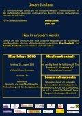 Programmheft - Bundesmusikkapelle Kramsach - Seite 4