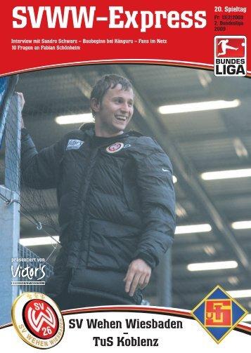 Svww-Express 20. Spieltag - Die offizielle Homepage des SV ...
