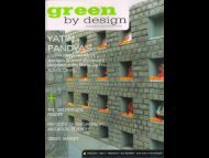 green - Bamboo House India