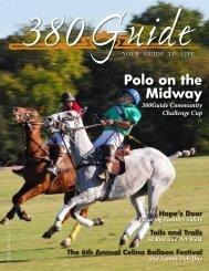 October/November 2011 - 380Guide Magazine