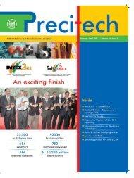 IMTEX 2011 & Tooltech 2011 - Indian Machine Tool Manufacturers ...