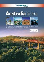 Australia 2008 - Rail Plus