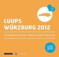 luups würzburg 12 - liebe deine stadt
