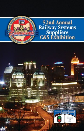 Cincinnati - Railway Systems Suppliers, Inc.