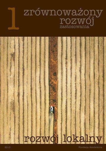 Pobierz magazyn w formacie PDF - Fundacja Sendzimira