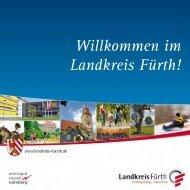 Willkommen im Landkreis Fürth!