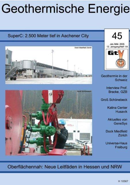 Rechtsstreit um Landauer Geothermiekraftwerk beigelegt