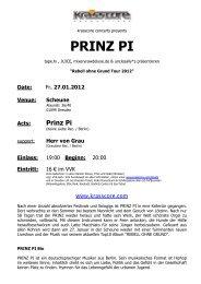 Prinz Pi - Krasscore