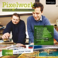Pixelwork Case Study - pdf - Invest Essex