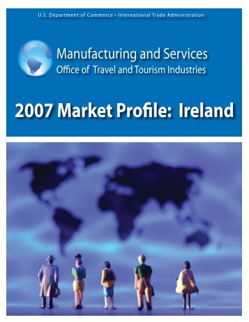 Ireland - Tourism Industries - Department of Commerce