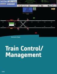Train Control/ Management - Alstom