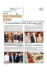 US Hardwood Exporters Gather To Hear Industry Issues MIFF ...