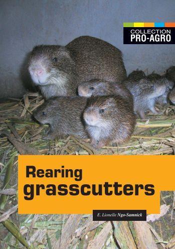 Rearing grasscutters - CTA Publishing