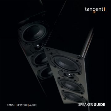 Download brochure (PDF) - Tangent