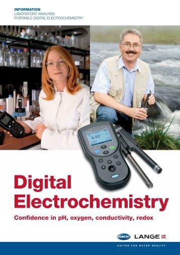 Digital Electrochemistry - HACH LANGE