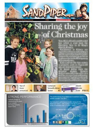 News - Catholic Diocese of Sandhurst - Australian Catholic Bishops ...