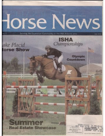 Horse News - June 2012 - Phelps Media Group