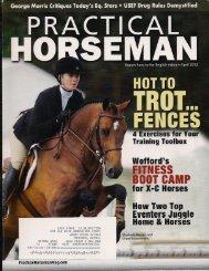 Practical Horseman - April 2012 - Phelps Media Group