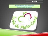Projet éducatif 2011-2016 - Commission Scolaire des Sommets