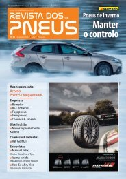 Revista dos Pneus 024 - Janeiro 2014