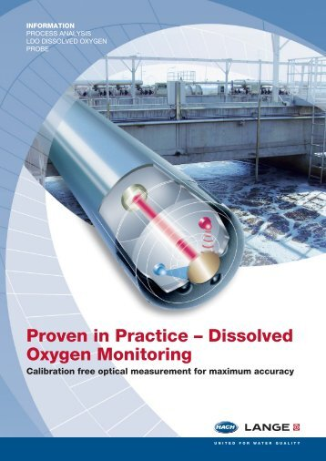 Proven in Practice – Dissolved Oxygen Monitoring - Filter