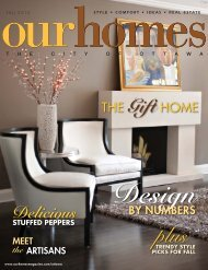 THE Gift HOME - Our Homes