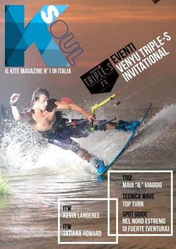 Kitesoul Magazine #1 Italian Edition
