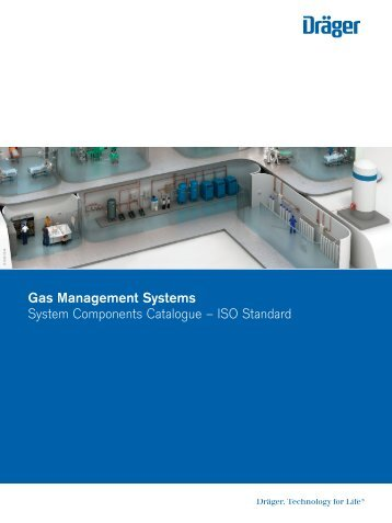 Gas Management Systems System Components Catalogue – ISO Standard