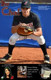 Power hitting catcher making right calls for future - Pembroke Pines ...