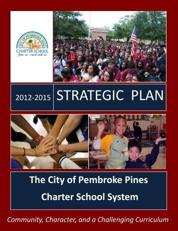 2012-2015 strategic plan - Pembroke Pines Charter Schools > Home
